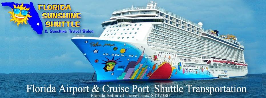 Airport Cruise Shuttle