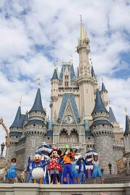 Orlando Airport Shuttle Transportation to Disney